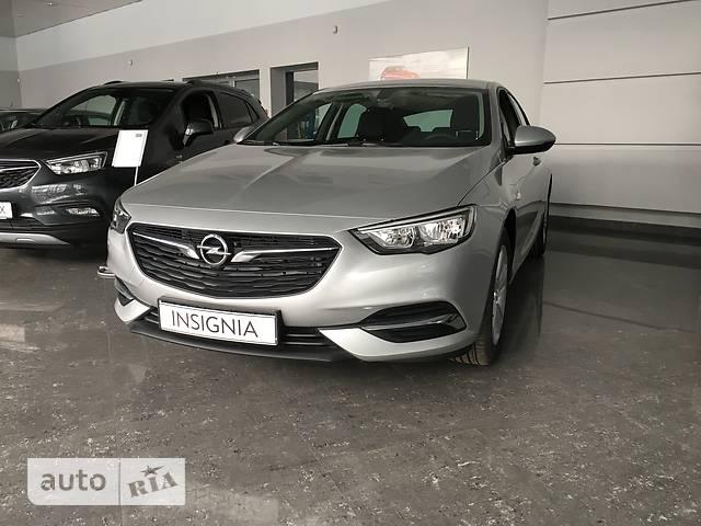 Opel Insignia Grand Sport 1.5 MT (140 л.с.) Start/Stop Insignia