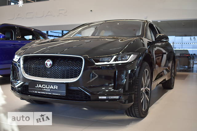 Jaguar I-Pace EV400 90kWh AWD First Edition