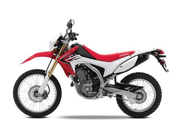 Honda CRF 250L base