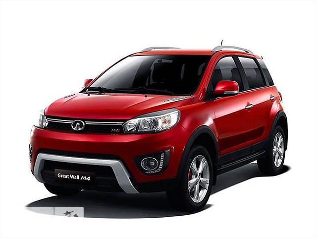 Great Wall М4 1.5i МТ (97 л.с.) 4x2 Luxury