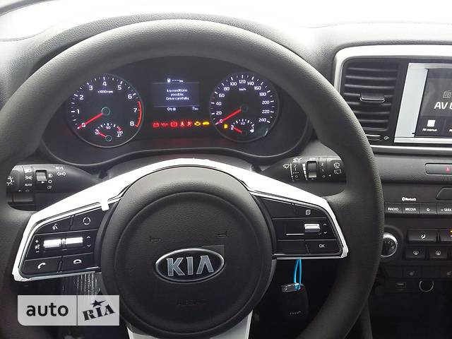 Kia Sportage 1.6 GDI AT (132 л.с.) Classic
