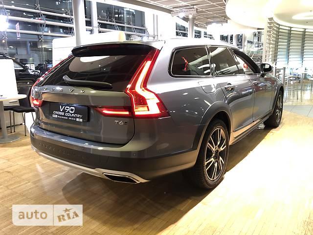 Volvo V90 Cross Country T6 2.0 АТ (320 л.с.) AWD Inscription