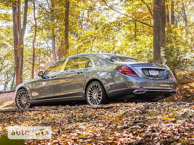 Mercedes-Benz Maybach S 450 AT (367 л.с.) 4Matic