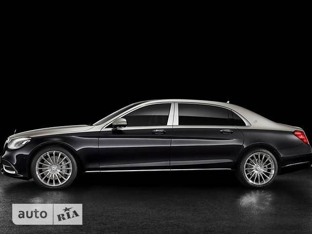 Mercedes-Benz Maybach S 560 AT (469 л.с.) 4Matic