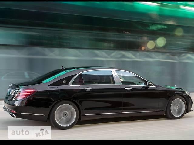 Mercedes-Benz Maybach S 450 AT (367 л.с.) 4Matic