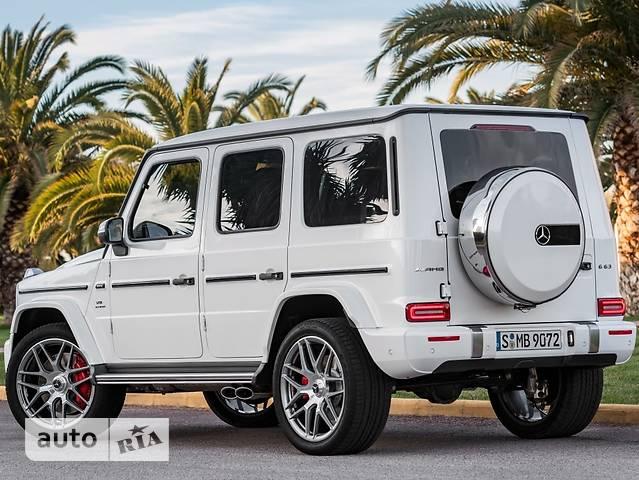 Mercedes-Benz G-Class Mercedes-AMG G63 G-Ttonic (585 л.с.) 4Matic