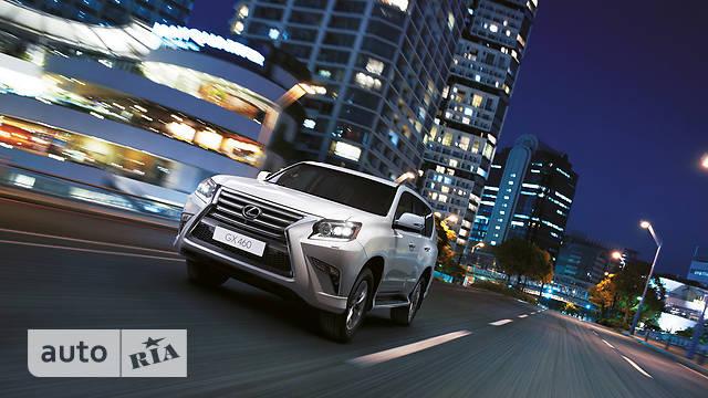 Lexus GX 460 AT (296 л.с.) Premium
