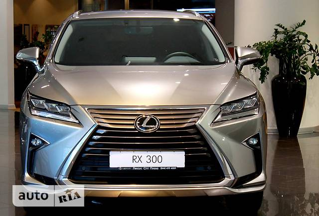 Lexus RX 300 AT (238 л.с.) AWD Business