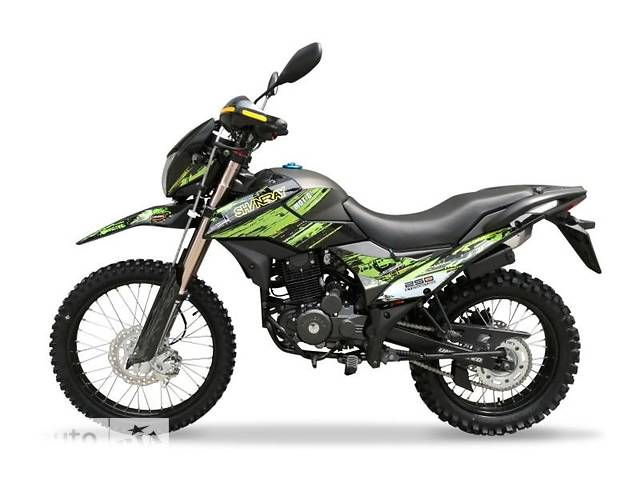 Shineray XY 250GY-6C Cross Special Edition
