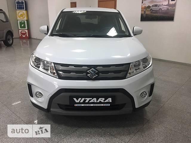 Suzuki Vitara 1.6 AT (117 л.с.) 4WD GL+