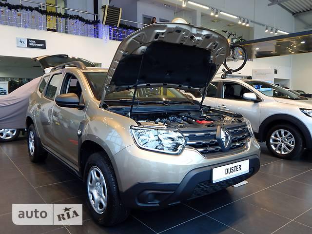 Renault Duster 1.5 D MT (110 л.с.) Life