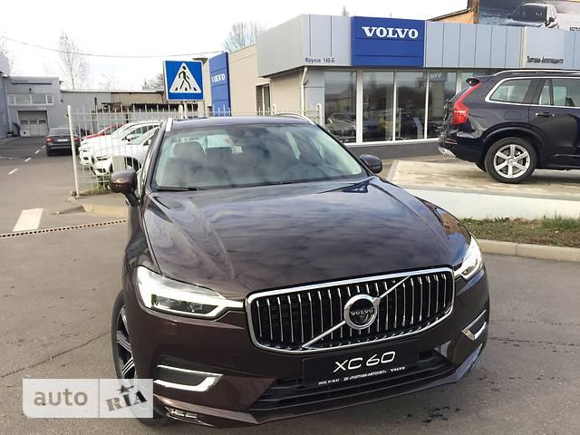 Volvo XC60 D4 2.0 8АT (190 л.с.) AWD Inscription