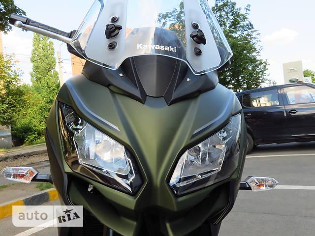 Kawasaki Versys KLE 650