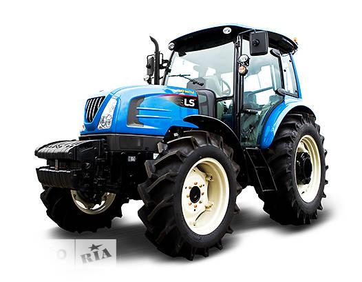 LS Tractor Plus 90 89 л.с. 4WD