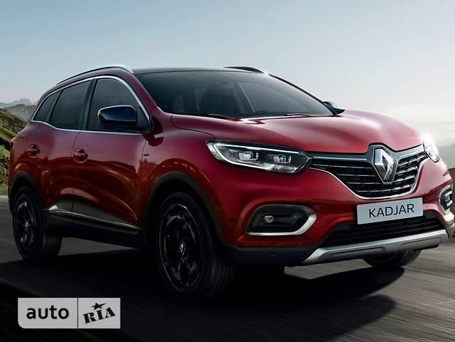 Renault Kadjar 1.2 TCe EDC7 (130 л.с.) Zen