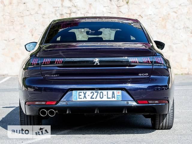 Peugeot 508 1.5 BlueHDi AT (130 л.с.) S&S Allure