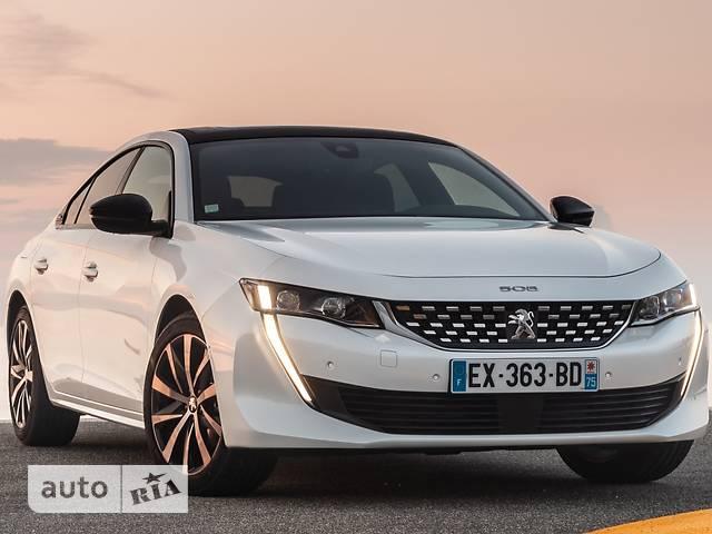 Peugeot 508 2.0 HDi AT (180 л.с.) GT-Line