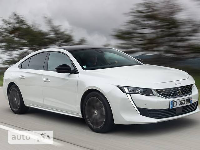 Peugeot 508 2.0 HDi AT (180 л.с.) GT-Line
