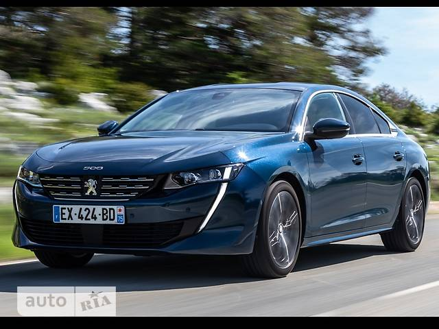 Peugeot 508 1.6 THP AT (150 л.с.) Active