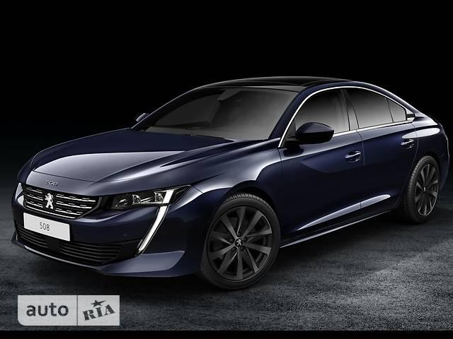 Peugeot 508 1.5 BlueHDi AT (130 л.с.) S&S Active
