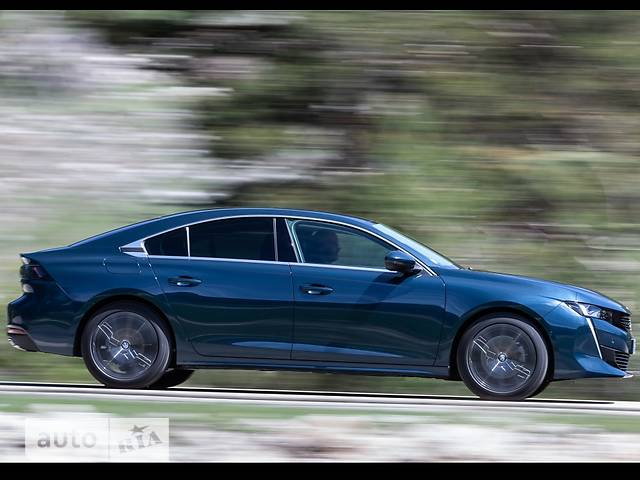 Peugeot 508 1.5 BlueHDi AT (130 л.с.) S&S Active