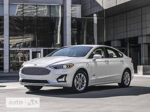 Ford Fusion 2.0 AT (175 л.с.) Hybrid SE