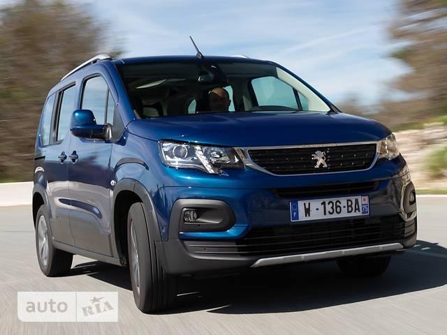 Peugeot Rifter 1.6 HDi MT (92 л.с.) L1 Allure +