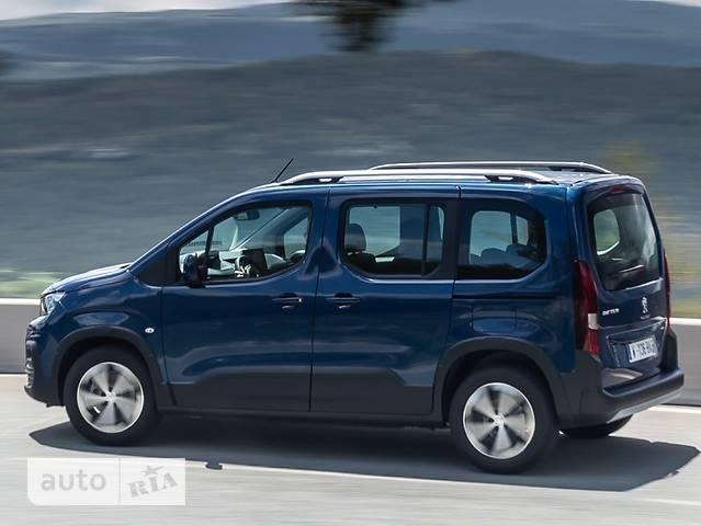 Peugeot Rifter 1.6 HDi MT (92 л.с.) L1 Access