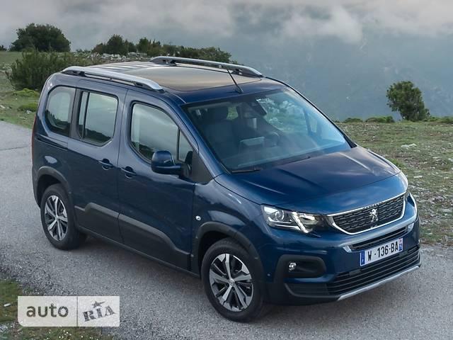 Peugeot Rifter 1.5 BlueHDi AT (130 л.с.) L1 Allure
