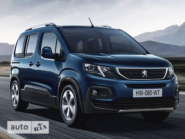 Peugeot Rifter 1.6 HDi MT (92 л.с.) L2 Access
