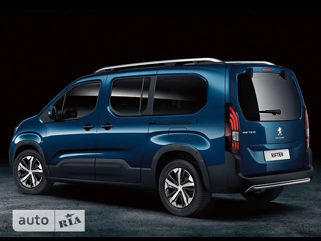 Peugeot Rifter 1.6 HDi MT (92 л.с.) L2 Allure