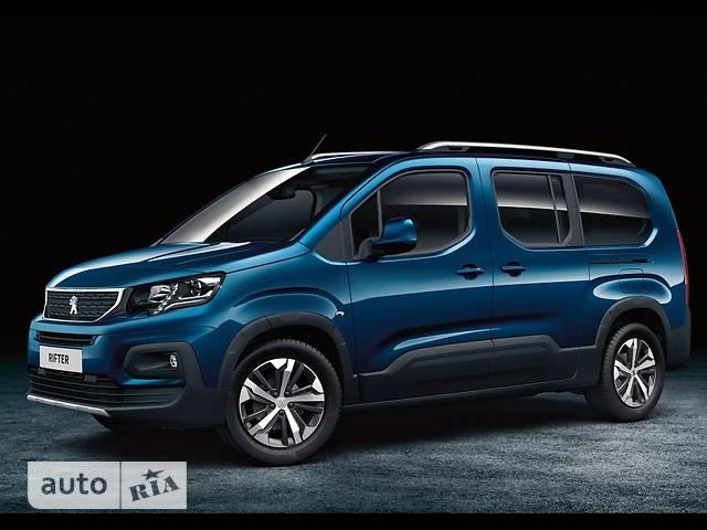 Peugeot Rifter 1.6 HDi MT (92 л.с.) L2 Allure +