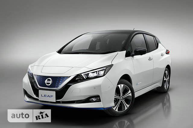Nissan Leaf 62kWh AT (217 л.с.) base