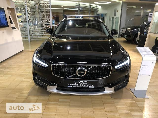 Volvo V90 Cross Country T5 2.0 АТ (250 л.с.) AWD Inscription