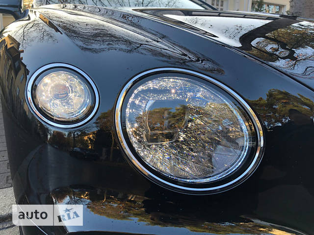 Bentley Continental GT 6.0 W12 TSI (635 л.с.) AT base