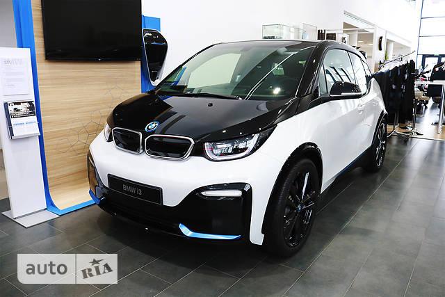 BMW I3 i3s (38 л.с.) base