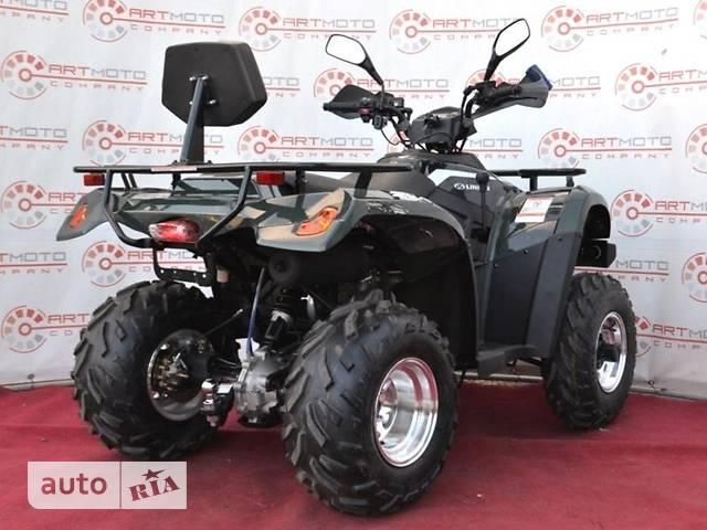 Linhai Yamaha LH 250 base