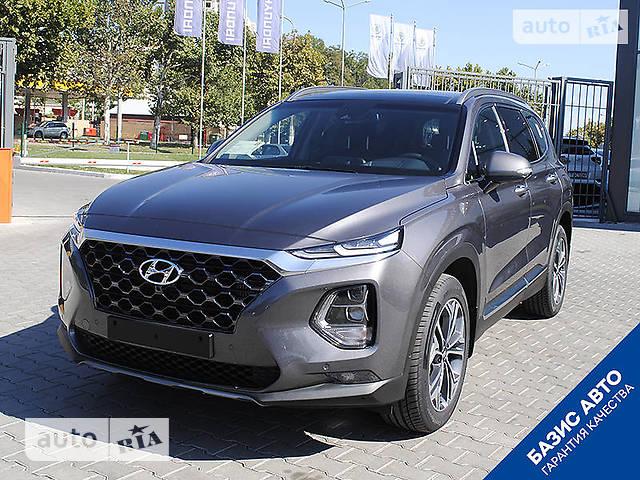 Hyundai Santa FE 2.2 CRDi AT (200 л.с.) AWD Top+