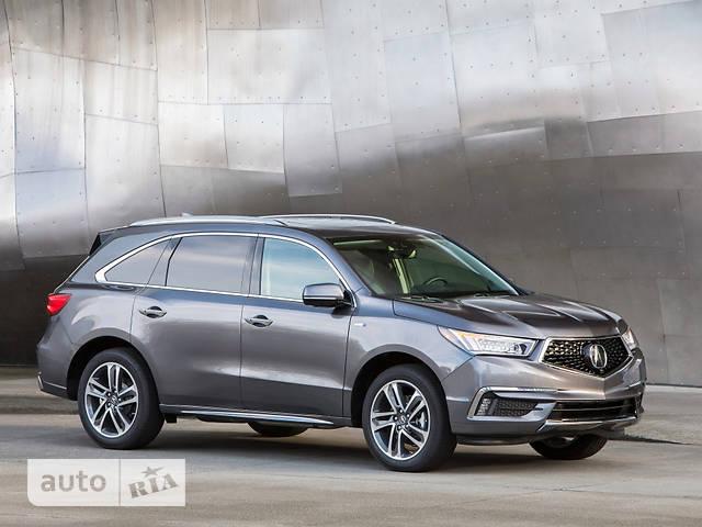 Acura MDX 3.0 AT (321 л.с.) Sport Hybrid SH-AWD Advance