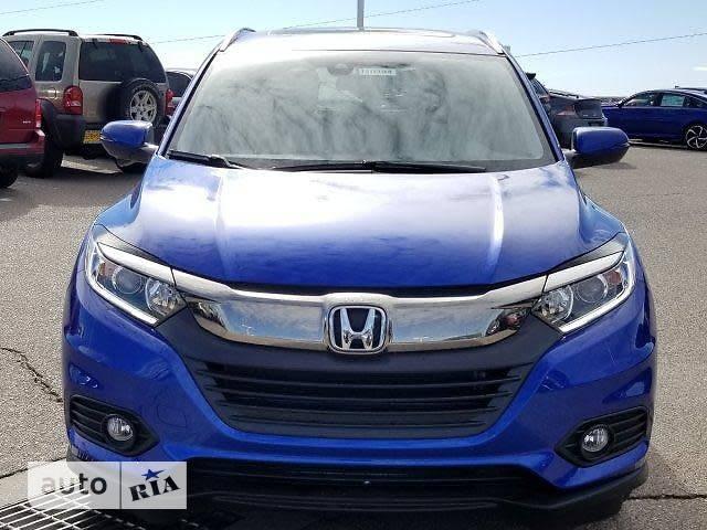 Honda HR-V 1.5l CVT (130 л.с.) Comfort