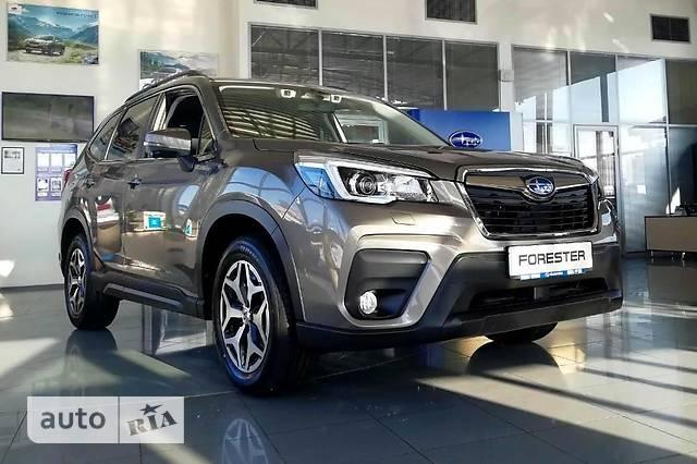 Subaru Forester 2.5 CVT (185 л.с.) SK9ALEL