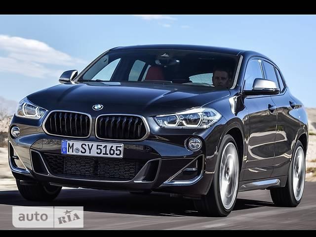 BMW X2 F39 M35i AT (306 л.с.) xDrive base