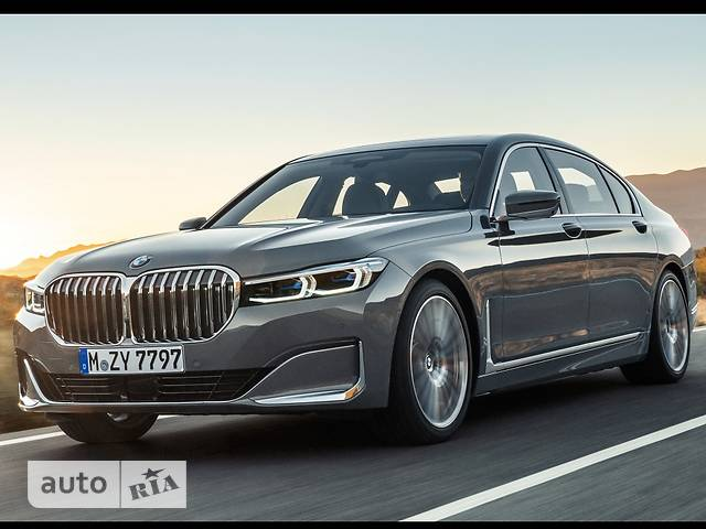 BMW 7 Series 750Li Steptronic (530 л.с.) xDrive base
