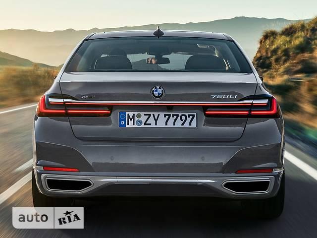 BMW 7 Series 745Le Steptronic (286 л.с.) xDrive base