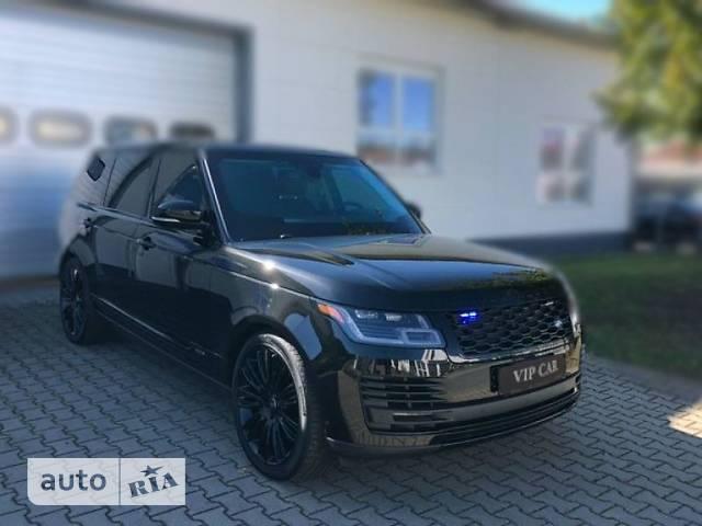 Land Rover Range Rover B6/B7 5.0 S/C АТ (525 л.с.) AWD LWB