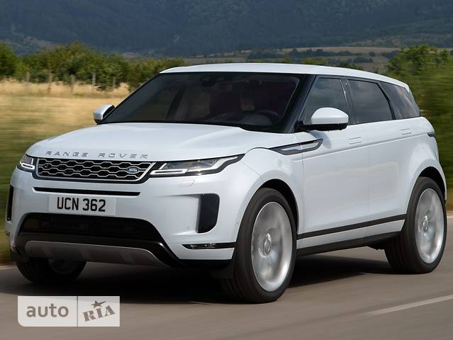 Land Rover Range Rover Evoque 2.0 Si4 AT (249 л.с.) AWD First Edition