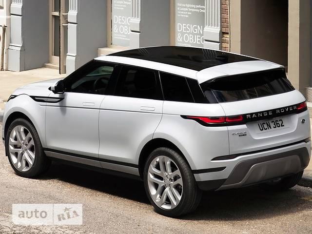 Land Rover Range Rover Evoque 2.0 Si4 AT (200 л.с.) AWD R-Dynamic Base
