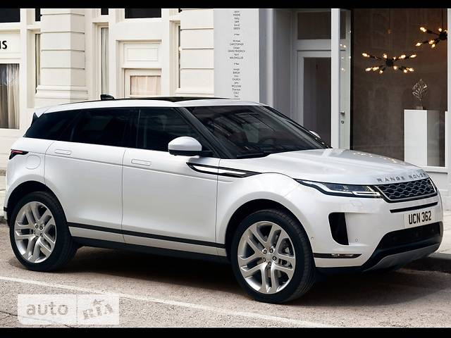 Land Rover Range Rover Evoque 2.0 Td4 AT (150 л.с.) AWD R-Dynamic HSE