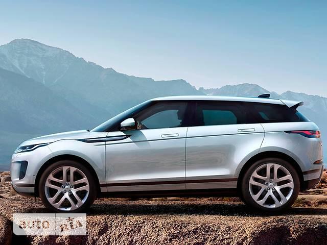 Land Rover Range Rover Evoque 2.0 Td4 AT (150 л.с.) AWD R-Dynamic S