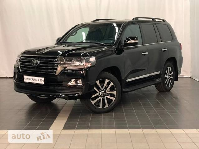 Toyota Land Cruiser 200 4.6 AT (309 л.с.) Executive Lounge
